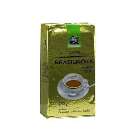 Brasil Moka 100 % ARABICA Mielona 250g (1)