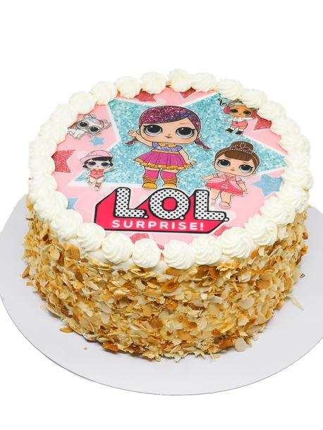 Torty dla dziewczynki (1)